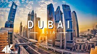 VOLANDO SOBRE DUBAI (4K UHD)  Música relajante junto con hermosos videos de la naturaleza  Video