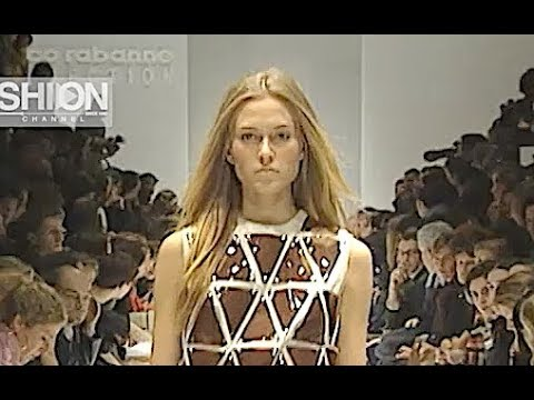 PACO RABANNE Fall 1999 2000 Paris - Fashion Channel
