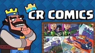 CR COMICS TRAILER(VERFÜGBAR AUF PLAY STORE)