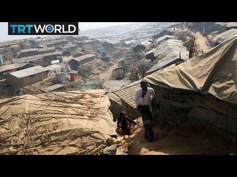 Rohingya Refugee Crisis: Monsoon rains expected to worsen crisis