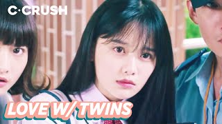Handsome Twin Brothers Fighting For My Love...   双胞胎同时爱上我!   Girl's Generation