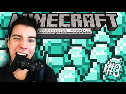 DIAXY!!! - Minecraft PS3 [#3]