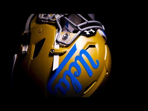 UCLA / UA Football Uniform Reveal