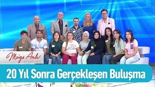 20 Yıl sonra gerçekleşen buluşma - Müge Anlı ile Tatlı Sert 5 Eylül 2019