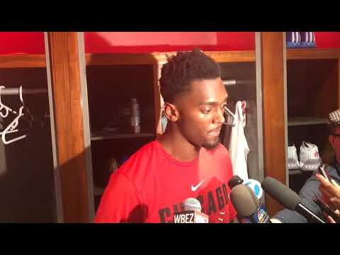 Bulls' Bobby Portis on Getting Ejected vs Wizards