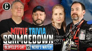 Blofeld's Cat VS Nerd's Watch - Movie Trivia Schmoedown