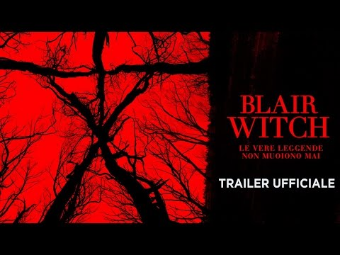 Blair Witch - Trailer italiano ufficiale [HD] streaming vf