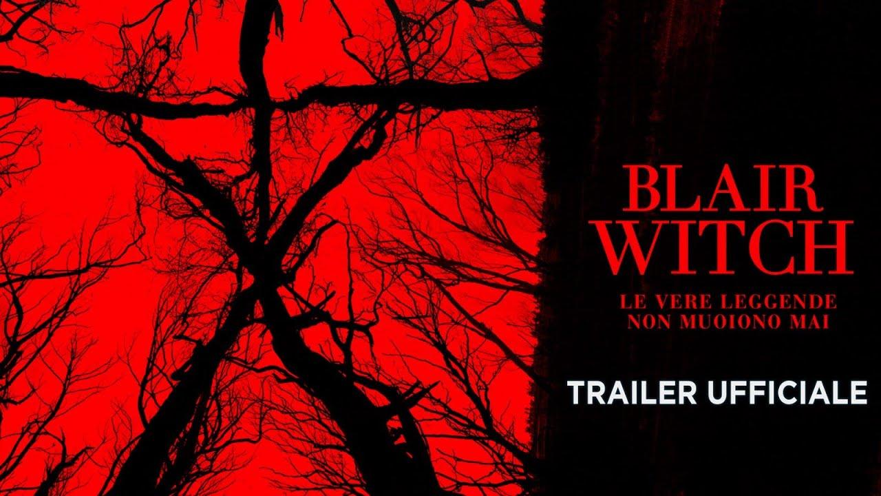 Blair Witch - Trailer italiano ufficiale [HD]