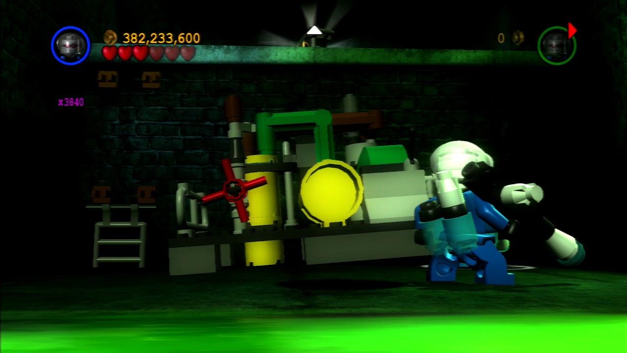 LEGO Batman   Part #57 - Under the City (Minikits and ...