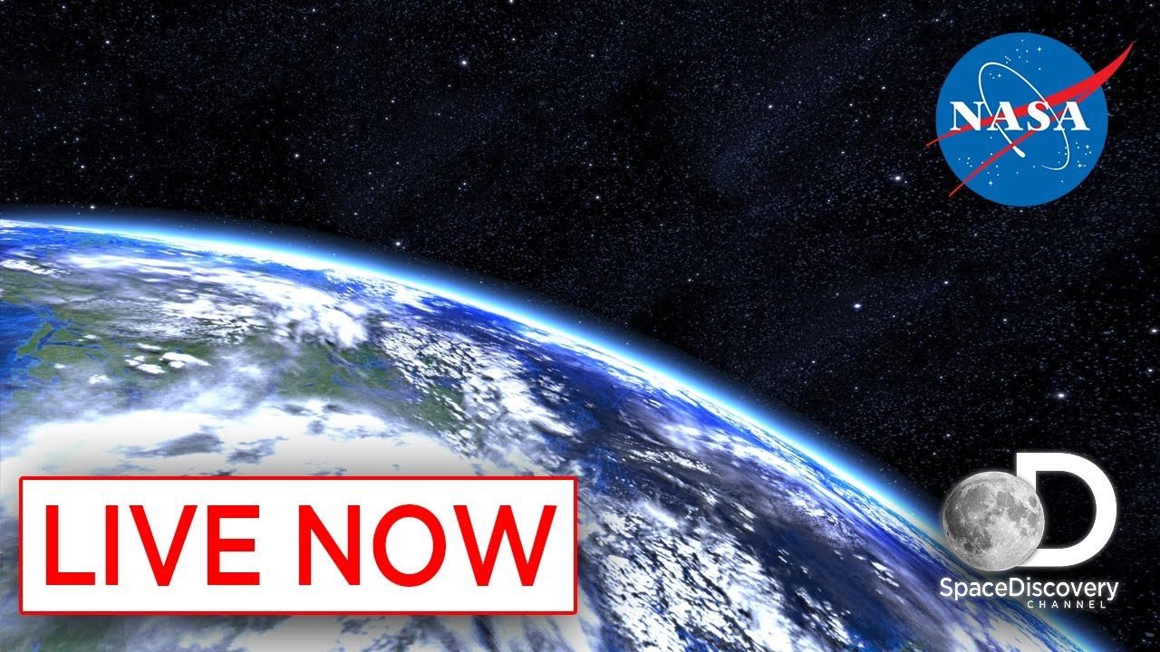24/7 NASA LIVE STREAM ISS Earth Viewing Experience - YouTube