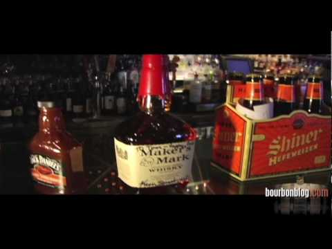 Beer Bourbon and BBQ Cocktailfrom BourbonBlogcom