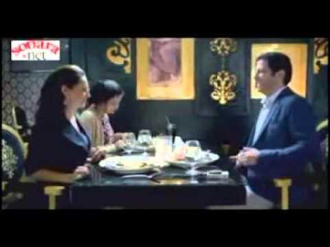 سليم و امينة و نهي في المطعم - مسلسل اريد رجلا