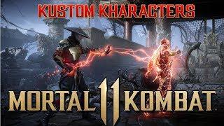 MORTAL KOMBAT 11 - INFINITE CUSTOM CHARACTER VARIATIONS!!!!!!