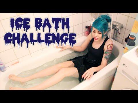 NOMINERA MIG TILL GULDTUBEN! + Ice bath challenge ☠