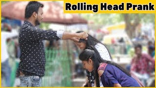 Epic- Rolling Girls Prank With Twist| Funky Joker