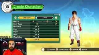 Dragon Ball Xenoverse - Character Creation of BAJHEERA the SAIYAN :D