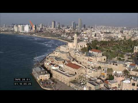 Tel Aviv Aerial Stock Footage by Albatross