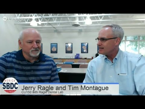 Digital Dentistry with Ragle Dental Laboratory's Jerry Ragle -- CU150 Ep. #14