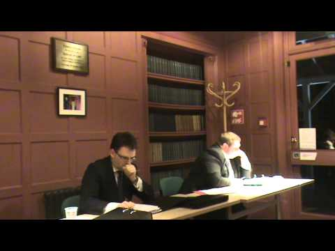 University of Reading Mooting Final 2012 (Part 3).