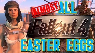 All Fallout 4 Easter Eggs