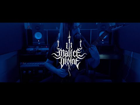Malice Divine - In Time (Official Vocal/Guitar Playthrough)