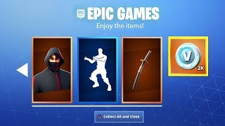 "HAVE THE SKIN ""IKONIK"" WITHOUT BUY THE GALAXY S10 ON FORTNITE"