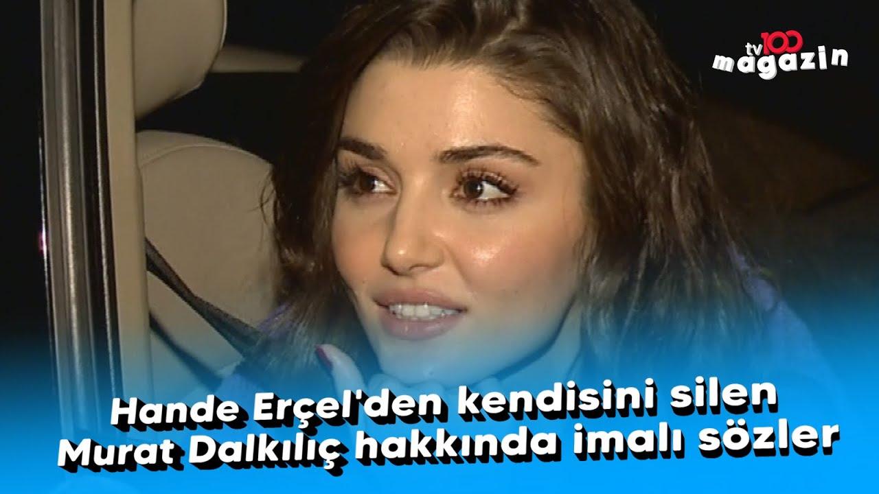 Murat Dalkılıç, Hande Erçel ayrılığının perde arkasını Pazar Sürprizi'ne anlattı!