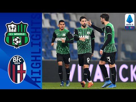 Sassuolo Bologna Goals And Highlights