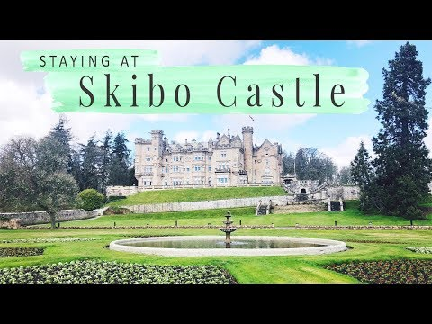 Staying at Skibo Castle - a private members' club in Scotland