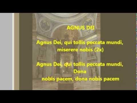 Latin folk Mass by Father Anthony Musaala