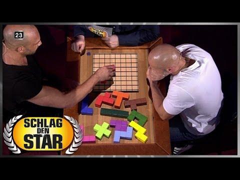 Spiel 4 - Katamino - Schlag den Star