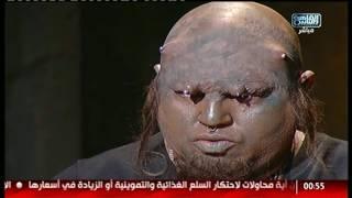 لأول مرة على الهواء  بسمة وهبى تحاور كاهن عبدة الشيطان ..  أصحاب القلوب الضعيفة يمتنعون!