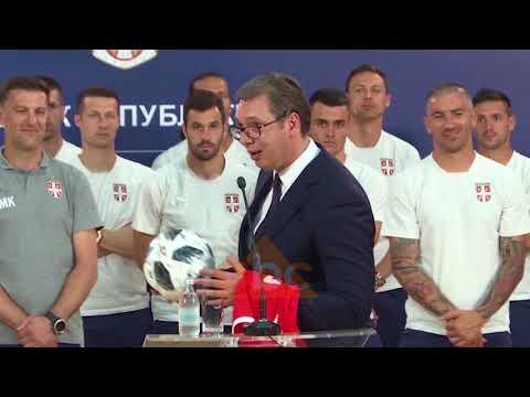 Beogradi komenton ndeshjen
