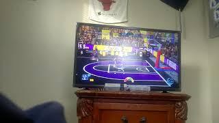 NBA2K Playgrounds 2 Season Mode Gameplay (Los Angeles Lakers Game 9)