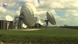 Meer mobiele verbindingen bij satellietstation Burum