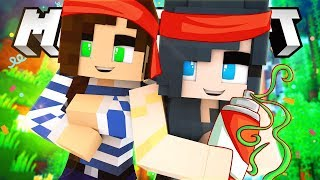 TAKING IT TOO FAR WITH PRANKS w/ Stacyplays! | The Deep End Minecraft Survival | Episode 6