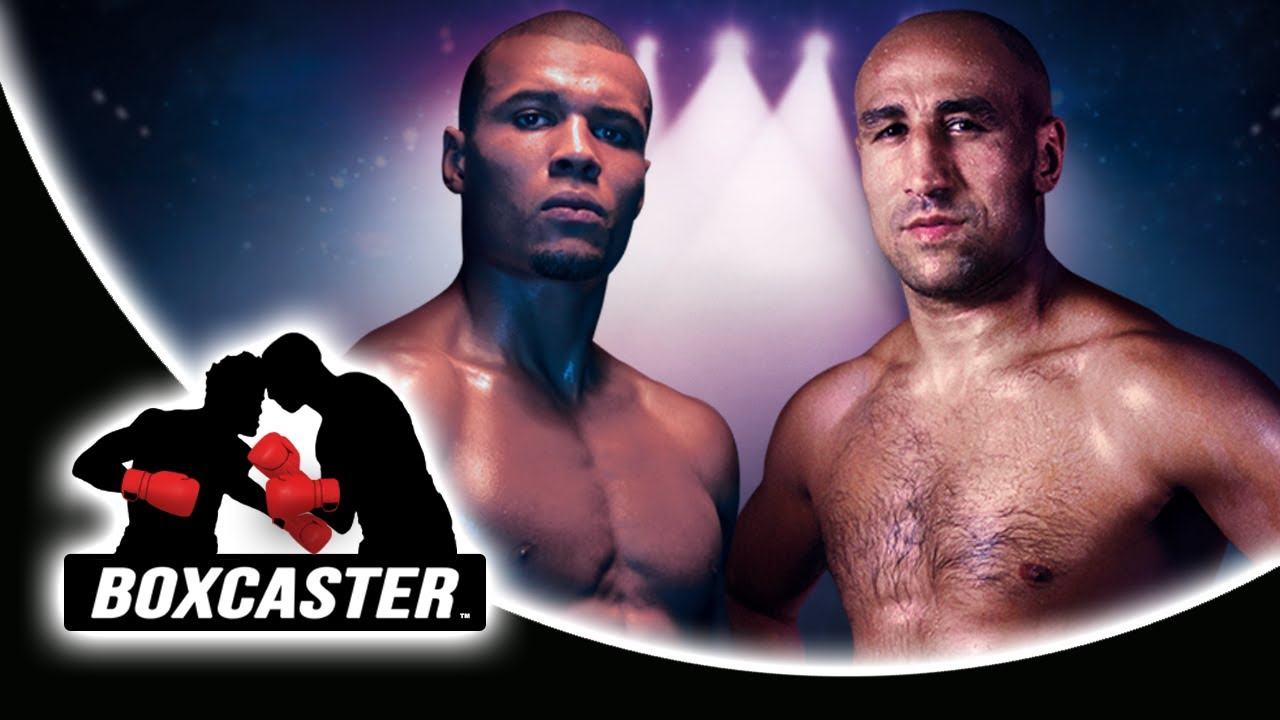 Arthur Abraham Vs Chris Eubank