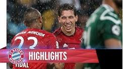 Highlights Dresden 1-3 FC Bayern