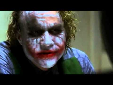 The Dark Knight Trailer with Inception music