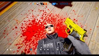 Sly Gameplay - Tom Clancy's Rainbow Six Siege Epic Moments Compilation Vol. 7