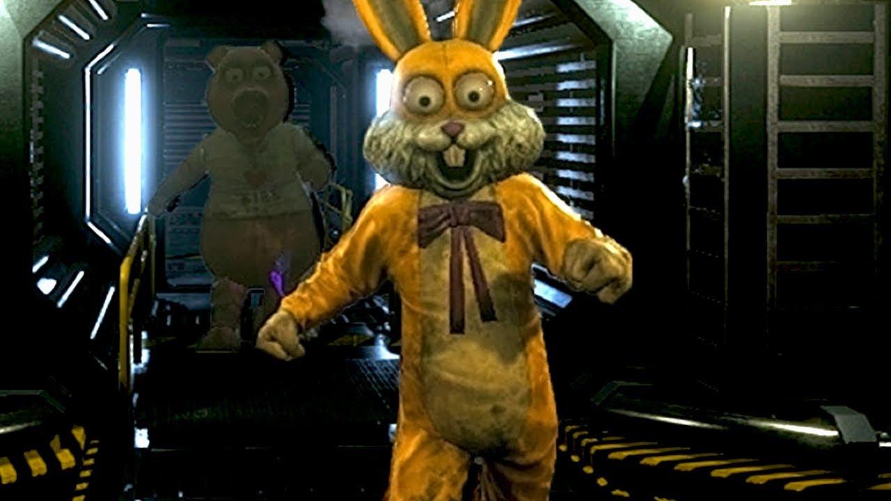 絶望の「殺人テーマパークで人喰いウサギと鬼ごっこするホラーゲーム」が怖すぎる【Dark Deception Chapter 4 中編】