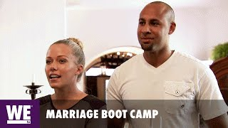 Marriage Boot Camp: Reality Stars | All Eyes on Kendra & Hank Baskett | WE tv