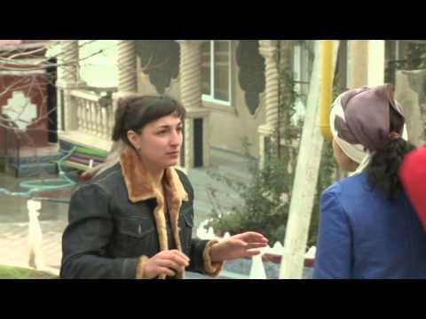 Цыганская драка: девушки дерутся из-за штанов - Клан
