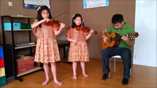 Ashley & SIsley - Medley Nusantara (Indonesian Traditional Songs)