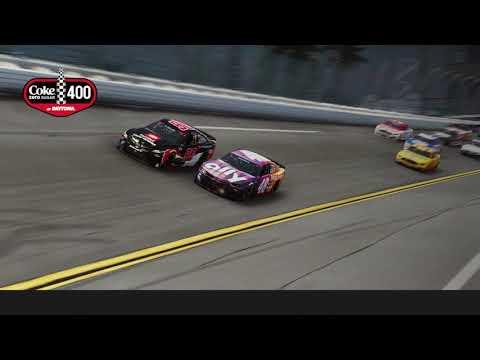 CRAZY FINISH TO DAYTONA REGULAR-SEASON FINALE! -NASCAR Heat 5 2021 Mod Season  