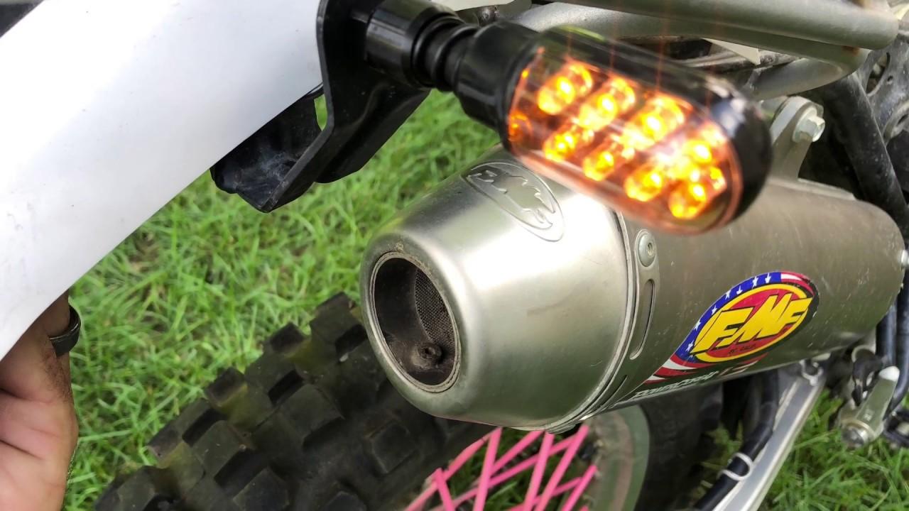 Extreme Dual Sport Tuff Lites - XT250