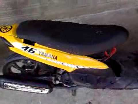 Yamaha Mio Replica By Team West Jons Design YouTube - Mio decalsmioonepiece youtube