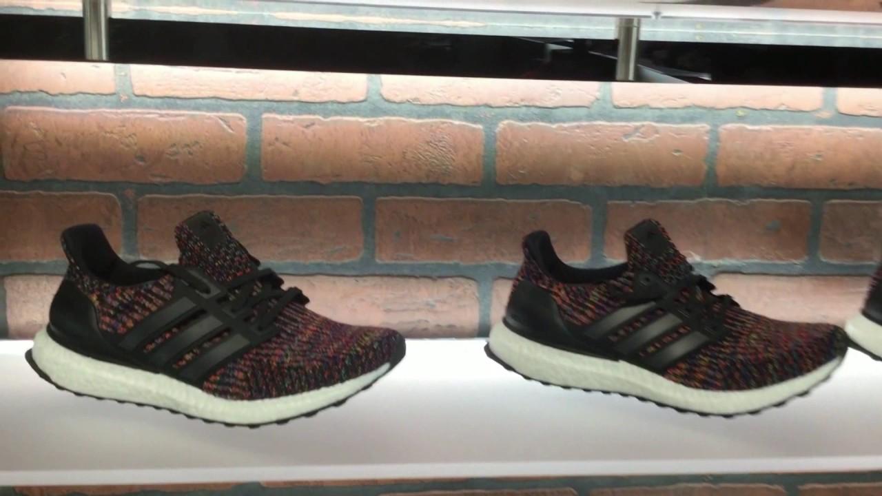 Adidas ultra impulso ltd multi - colore vicino junior sta scappando