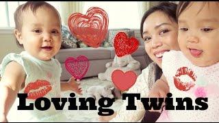 SWEETEST LOVING TWINS!!! - May 17, 2015 -  ItsJudysLife Vlogs