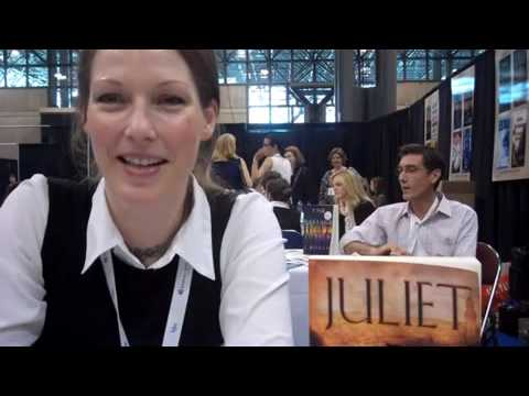 Anne Fortier on JULIET at BEA 2010